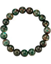 KLiNGEL Armband Van Malachiet - Groen