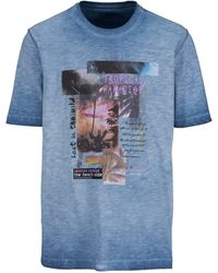 Babista T-shirt Blauw