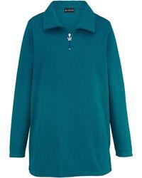 m. collection Sweatshirt - Groen