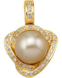 diemer perle Cliphanger - Geel