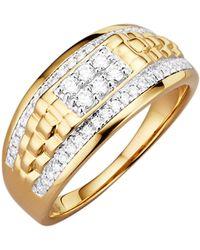 Diemer Gold Herenring - Metallic