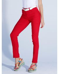 Amy Vermont Jeans - Rood