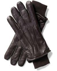 Babista Leren Handschoenen Bruin