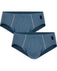 Pfeilring Sportslips im 2er-Pack - Blau
