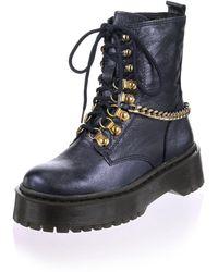 Alba Moda Boot - Blauw