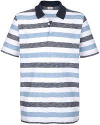 Boston Park Poloshirt - Blauw