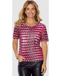BARBARA LEBEK Shirt - Roze