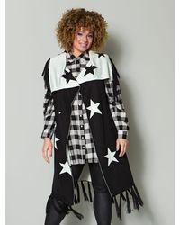 Angel of Style Mouwloos Vest - Meerkleurig