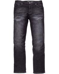 Men Plus Jeans - Zwart
