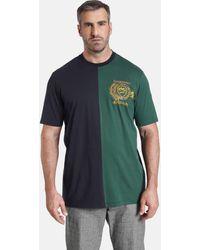 Charles Colby T-Shirt EARL VERNON - Blau