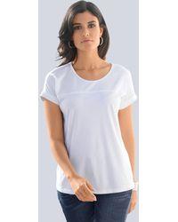 Alba Moda Shirt - Wit