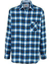 Roger Kent Overhemd - Blauw