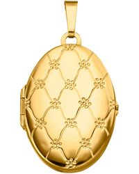 Diemer Gold Hanger Medaillon - Metallic