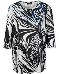 m. collection Shirt - Zwart
