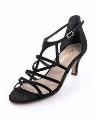 Alba Moda Sandaaltje - Zwart