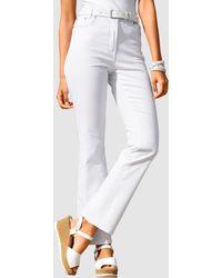 Laura Kent Jeans - Wit