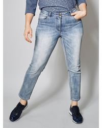 Janet & Joyce Jeans - Blauw