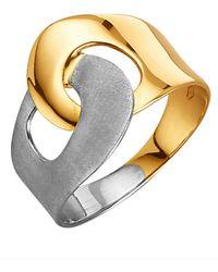 Diemer Gold Damesring - Metallic