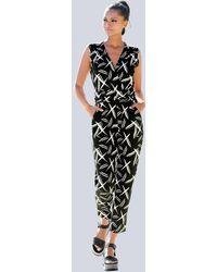 Alba Moda Jumpsuit - Zwart