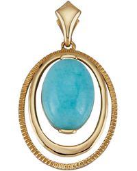 Diemer Gold Hanger - Blauw