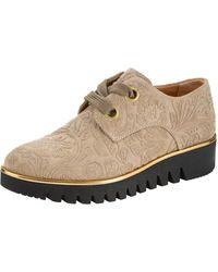 Filipe Shoes Veterschoen - Naturel