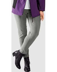 MIAMODA - Jeggings - Lyst