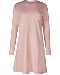 SKINY Langarm-Sleepshirt - Pink