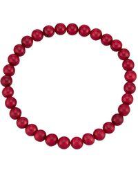 KLiNGEL Armband - Rood