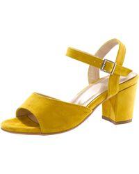 KLiNGEL Sandaaltje - Geel