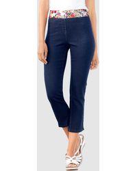 Laura Kent - 7/8 Jeans - Lyst
