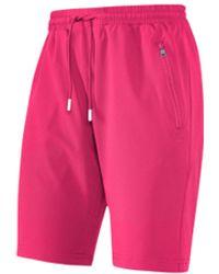 JOY sportswear Kurze Hose ROMY - Pink
