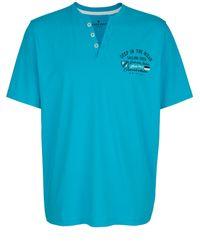 Roger Kent Shirt - Blauw