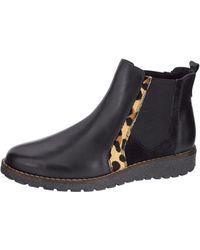 Filipe Shoes Chelsea Boot - Zwart