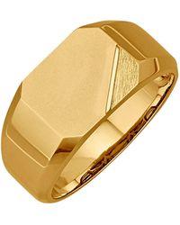 Diemer Gold Herenring - Meerkleurig