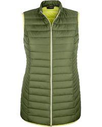 MIAMODA Bodywarmer - Groen