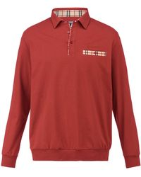 Babista Poloshirt - Rood