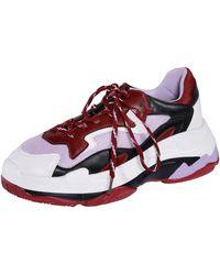Priority Sneaker - Rood