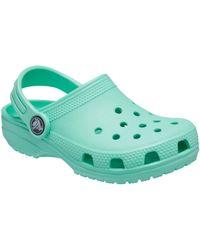 Crocs™ Freizeitschuhe Classic Clog Kids - Grün