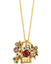 Golden Style - Hanger Met Ketting - Lyst