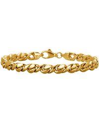 Diemer Gold Armband - Metallic