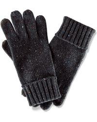 Babista Handschoenen Antraciet - Zwart