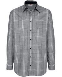 Roger Kent Overhemd - Grijs