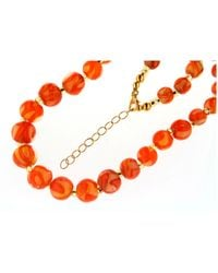 Grazielli Ketting - Oranje