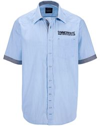 Babista Overhemd Blauw