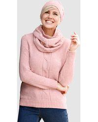 Dress In 3-delige Set - Roze