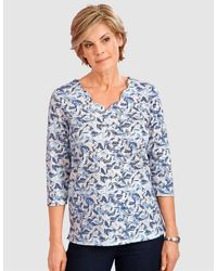 Paola Sweatshirt Blauw