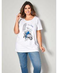 Sara Lindholm Shirt - Meerkleurig