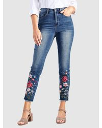 Paola - 7/8-jeans - Lyst
