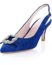 Alba Moda Sling - Blauw