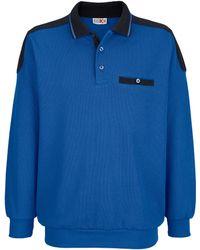 Roger Kent Sweatshirt - Blauw